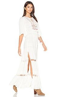 Макси платье regent - Cleobella