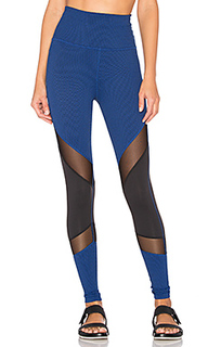 Deco mirror high waist legging - Beyond Yoga