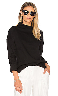 Mock neck sweatshirt - NYTT