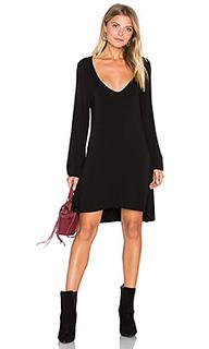Платье с вырезом v jeb - Michael Lauren
