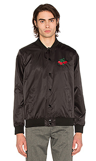 Cherries graphic jacket - Obey