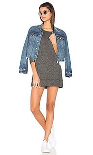 Sweatshirt mini dress - Wilt