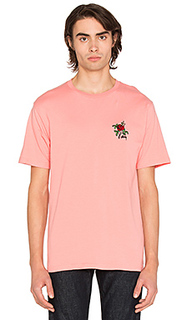 Футболка rose - Stussy