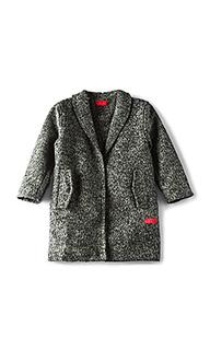 Короткое пальто drake - Haus of JR