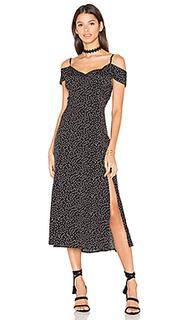 Платье миди hotline - Yumi Kim