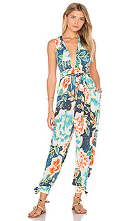 Wrap back jumpsuit - Mara Hoffman