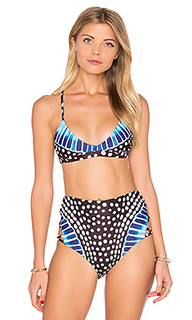 Scoop neck bikini top - Mara Hoffman