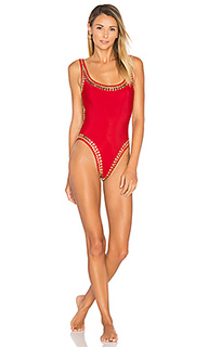 Mio super low back one piece - Norma Kamali