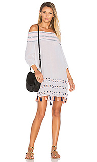 Off shoulder tunic - Shoshanna
