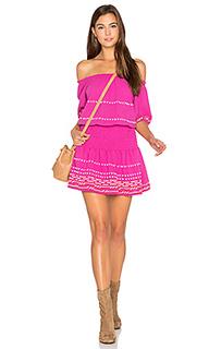 Платье со спущенными плечами butuan - PIPER