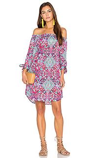 Платье со спущенными плечами tapestry - Seafolly
