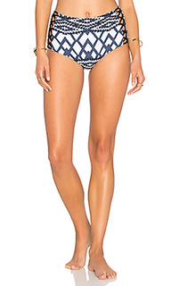 Modern tribe high waisted lattice bottom - Seafolly