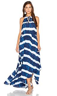 Tie dye stripe maxi - Seafolly