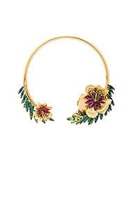 Flower choker - Elizabeth Cole