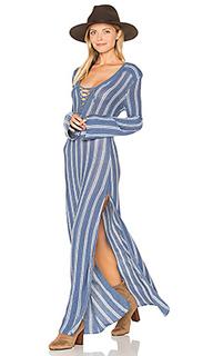 Макси платье tulum - Goddis