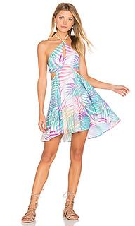 Мини платье beach house - 6 SHORE ROAD