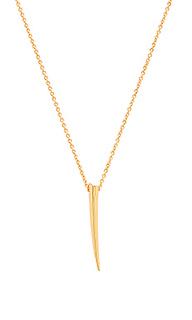 Ожерелье с подвесками horn - gorjana