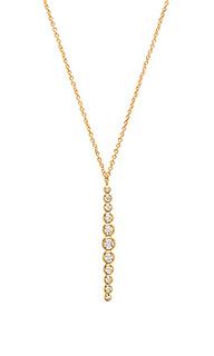 Mae shimmer pendant necklace - gorjana