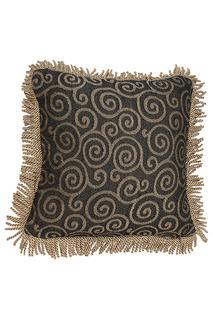 Подушка с бахромой 45х45 Gabel