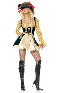 Костюм Роскошная пиратка Le Frivole Costumes