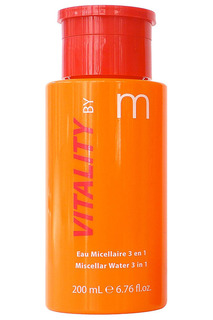 Мицеллярная вода 3 в 1 200 мл Matis
