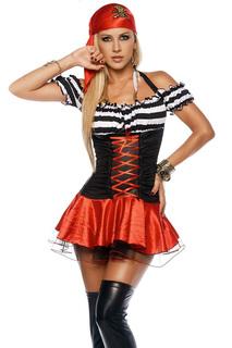 Костюм коварной пиратки Le Frivole Costumes