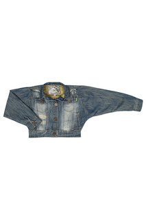Джинсовая куртка Puledro