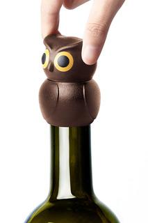 Пробка для бутылки Owl Qualy