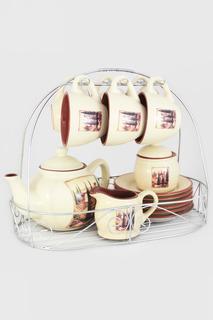 Чайный набор из 15 предметов TERRACOTTA