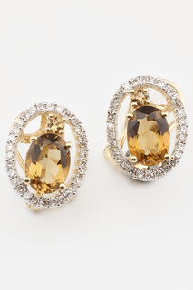 Серьги Magic Diamonds