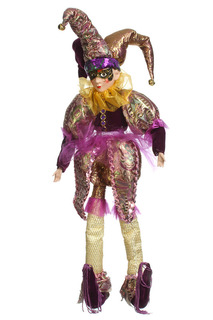 Кукла Эльф в маске, 51 см Davana