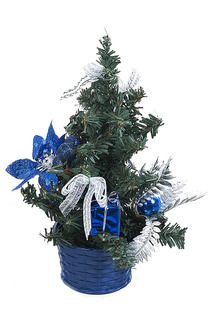 Ель, 20 см Monte Christmas