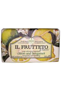 Мыло лимон и бергамот Nesti Dante