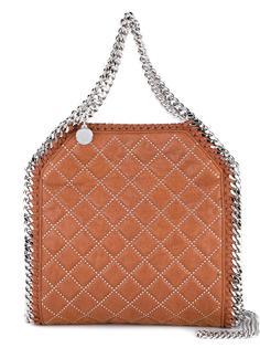 стеганая сумка 'Falabella' Stella McCartney