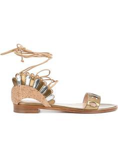 сандалии 'Lotus' Paula Cademartori