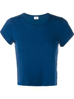 укороченная футболка 'Hanes' Re/Done