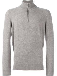 свитер на молнии  Brunello Cucinelli