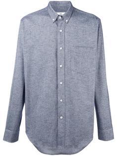 рубашка с воротником на пуговицах Ami Alexandre Mattiussi