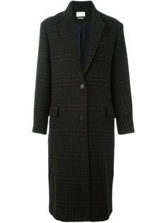 пальто в клетку 'Garth'  Isabel Marant Étoile