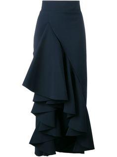 юбка с оборками  A.W.A.K.E
