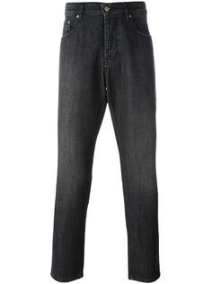 укороченные джинсы Ami Alexandre Mattiussi