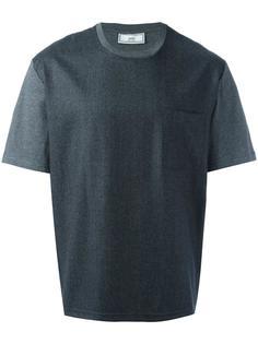 футболка с нагрудным карманом Ami Alexandre Mattiussi