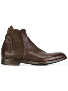 ботинки челси 'Sasha' Alberto Fasciani