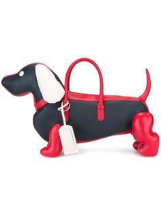 сумка-тоут в форме собаки Thom Browne