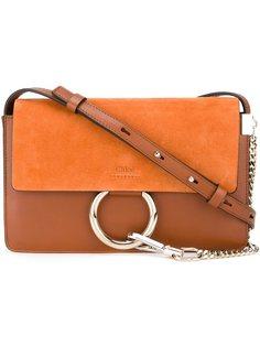 маленькая сумка через плечо 'Faye' Chloé
