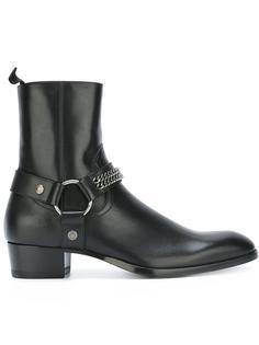 ботинки 'Wyatt 40'  Saint Laurent