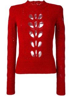 свитер с вырезами 'Ilia' Isabel Marant