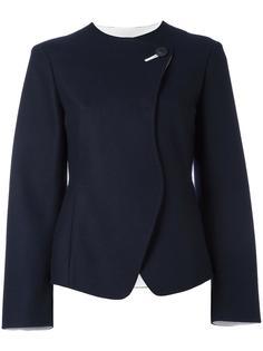 side-fastening jacket Cédric Charlier
