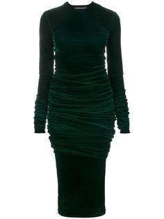 бархатное платье Y / Project