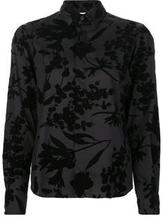 floral print shirt Comme Des Garçons Noir Kei Ninomiya